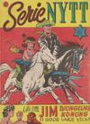 Cover for Serie-nytt [Serienytt] (Formatic, 1957 series) #12/1957