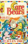 Cover for Care Bears Julen 1988 (Semic, 1988 series) #1988