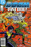 Cover for Doom Patrol (DC, 1987 series) #6 [Newsstand]