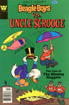 Cover for Walt Disney The Beagle Boys versus Uncle Scrooge (Western, 1979 series) #1 [Whitman]