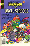 Cover for Walt Disney The Beagle Boys versus Uncle Scrooge (Western, 1979 series) #2 [Whitman]