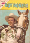 Cover for Roy Rogers (Editorial Novaro, 1952 series) #132