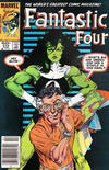 Cover Thumbnail for Fantastic Four (1961 series) #275 [Newsstand Edition]