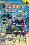 Cover for Fantastic Four (Marvel, 1961 series) #285 [Newsstand Edition]