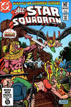 Cover for All-Star Squadron (DC, 1981 series) #6 [Direct]
