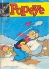 Cover for Cap'tain Présente Popeye (Société Française de Presse Illustrée (SFPI), 1964 series) #101