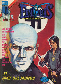 Cover Thumbnail for Fantomas (Editorial Novaro, 1969 series) #416