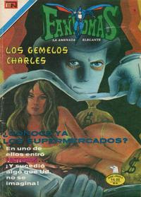 Cover Thumbnail for Fantomas (Editorial Novaro, 1969 series) #394