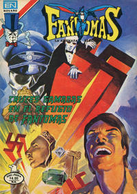 Cover Thumbnail for Fantomas (Editorial Novaro, 1969 series) #417