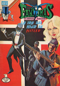 Cover Thumbnail for Fantomas (Editorial Novaro, 1969 series) #419