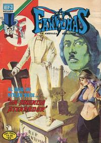 Cover Thumbnail for Fantomas (Editorial Novaro, 1969 series) #418