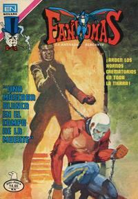 Cover Thumbnail for Fantomas (Editorial Novaro, 1969 series) #420