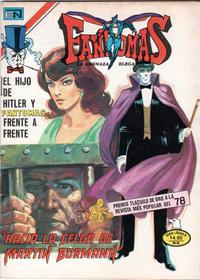 Cover Thumbnail for Fantomas (Editorial Novaro, 1969 series) #425
