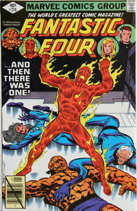 Cover Thumbnail for Fantastic Four (Marvel, 1961 series) #214 [Direct Edition]