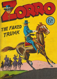 Cover Thumbnail for Zorro (L. Miller & Son, 1952 series) #[nn]