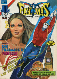 Cover Thumbnail for Fantomas (Editorial Novaro, 1969 series) #440