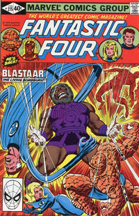Cover Thumbnail for Fantastic Four (Marvel, 1961 series) #215 [Direct Edition]