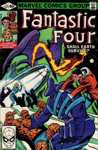 Cover Thumbnail for Fantastic Four (Marvel, 1961 series) #221 [Direct]