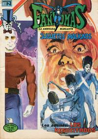 Cover Thumbnail for Fantomas (Editorial Novaro, 1969 series) #447
