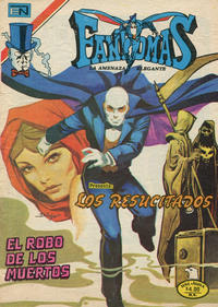 Cover Thumbnail for Fantomas (Editorial Novaro, 1969 series) #449