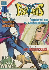 Cover Thumbnail for Fantomas (Editorial Novaro, 1969 series) #446