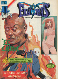 Cover Thumbnail for Fantomas (Editorial Novaro, 1969 series) #429