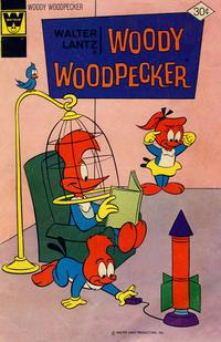 Cover Thumbnail for Walter Lantz Woody Woodpecker (Western, 1962 series) #156 [Whitman]