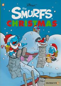 Cover Thumbnail for The Smurfs Christmas (NBM, 2013 series)