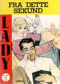 Cover Thumbnail for Lady (Serieforlaget / Se-Bladene / Stabenfeldt, 1964 series) #4/1965