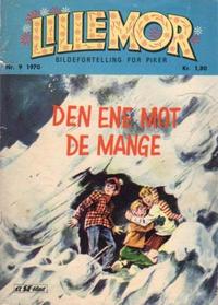 Cover Thumbnail for Lillemor (Serieforlaget / Se-Bladene / Stabenfeldt, 1969 series) #9/1970