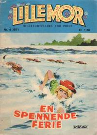 Cover Thumbnail for Lillemor (Serieforlaget / Se-Bladene / Stabenfeldt, 1969 series) #4/1971