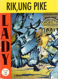 Cover Thumbnail for Lady (Serieforlaget / Se-Bladene / Stabenfeldt, 1964 series) #25/1964