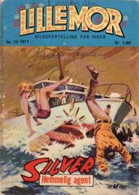 Cover Thumbnail for Lillemor (Serieforlaget / Se-Bladene / Stabenfeldt, 1969 series) #10/1971