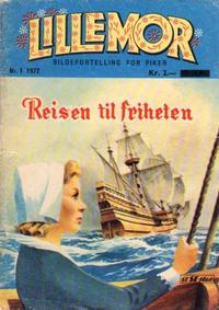 Cover Thumbnail for Lillemor (Serieforlaget / Se-Bladene / Stabenfeldt, 1969 series) #1/1972