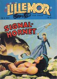 Cover Thumbnail for Lillemor (Serieforlaget / Se-Bladene / Stabenfeldt, 1969 series) #5/1973