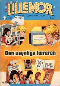 Cover Thumbnail for Lillemor (Serieforlaget / Se-Bladene / Stabenfeldt, 1969 series) #4/1972