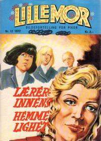 Cover Thumbnail for Lillemor (Serieforlaget / Se-Bladene / Stabenfeldt, 1969 series) #12/1972