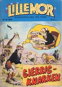 Cover Thumbnail for Lillemor (Serieforlaget / Se-Bladene / Stabenfeldt, 1969 series) #10/1973