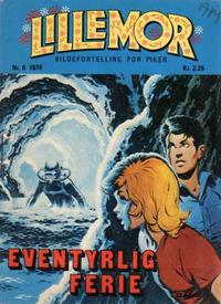 Cover Thumbnail for Lillemor (Serieforlaget / Se-Bladene / Stabenfeldt, 1969 series) #6/1974