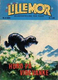 Cover Thumbnail for Lillemor (Serieforlaget / Se-Bladene / Stabenfeldt, 1969 series) #8/1974