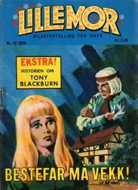 Cover Thumbnail for Lillemor (Serieforlaget / Se-Bladene / Stabenfeldt, 1969 series) #12/1974