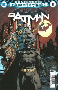 Cover Thumbnail for Batman 1 Special Edition (DC, 2016 series) #1