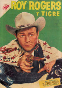 Cover Thumbnail for Roy Rogers (Editorial Novaro, 1952 series) #48