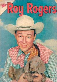 Cover Thumbnail for Roy Rogers (Editorial Novaro, 1952 series) #41