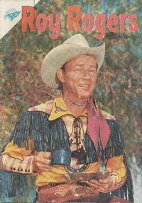 Cover Thumbnail for Roy Rogers (Editorial Novaro, 1952 series) #44