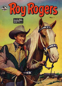 Cover Thumbnail for Roy Rogers (Editorial Novaro, 1952 series) #1