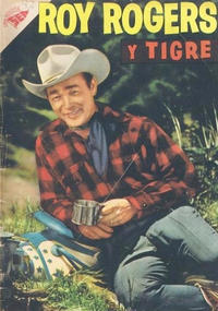 Cover Thumbnail for Roy Rogers (Editorial Novaro, 1952 series) #54