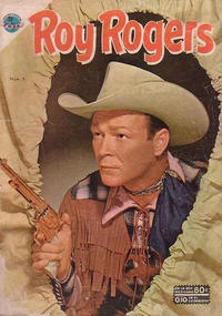 Cover Thumbnail for Roy Rogers (Editorial Novaro, 1952 series) #8