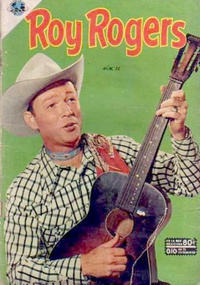 Cover Thumbnail for Roy Rogers (Editorial Novaro, 1952 series) #11