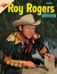Cover Thumbnail for Roy Rogers (Editorial Novaro, 1952 series) #18